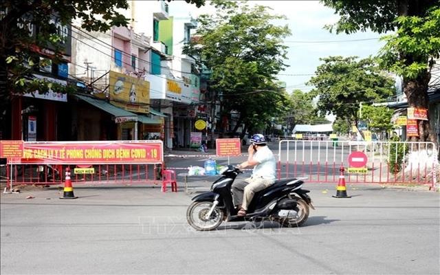 """Thành phố Quảng Ngãi đảm bảo """"phong tỏa hẹp, quản lý chặt"""", kiểm soát và khống chế dịch Covid-19"""