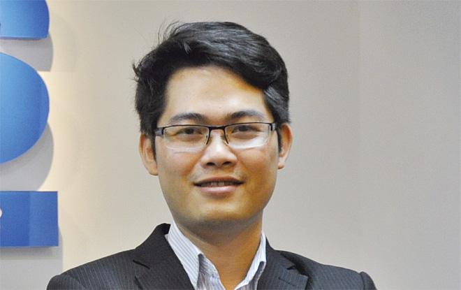 Ông Trần Hoàng Sơn, Giám đốc Nghiên cứu, CTCK MB (MBS)