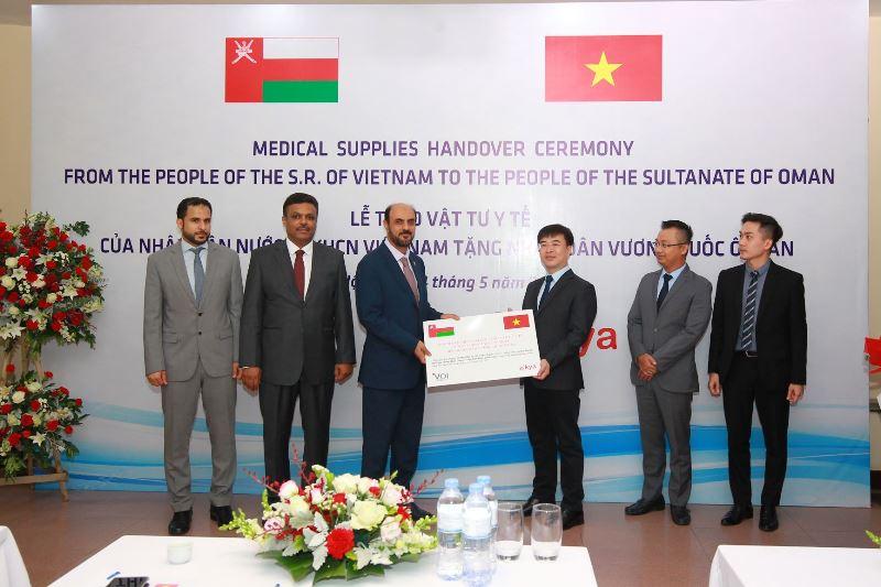 Đại sứ Oman Saleh Mohamed Ahmed Al Suqri cũng đánh giá cao vai trò Quỹ Đầu tư Việt Nam-Oman(VOI) trong việc thực hiện tốt vai trò cầu nối kinh tế, thắt chặt tình hữu nghị giữa nhân dân hai nước Việt Nam - Oman