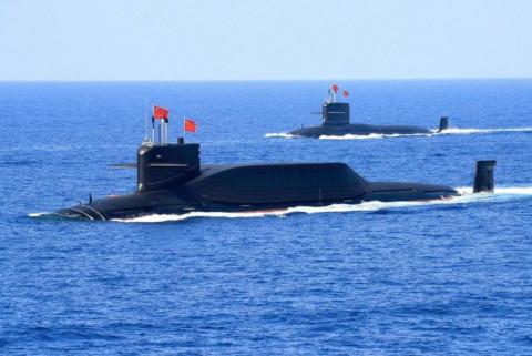 Trung - Mỹ và khoảng cách công nghệ tàu ngầm