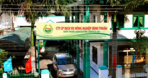 Dịch vụ Nông nghiệp Bình Thuận muốn bán 20% vốn tại VCD Riverbank