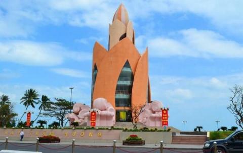 Cải tạo Tháp Trầm Hương thành điểm đến văn hóa của Khánh Hòa