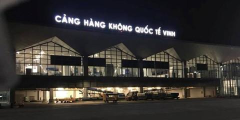 Mở lại đường bay TP Hồ Chí Minh – Vinh