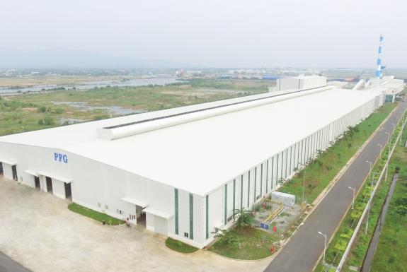Viglacera sắp nhận chuyển nhượng toàn bộ phần vốn của IDICO tại Kính nổi siêu trắng Phú Mỹ