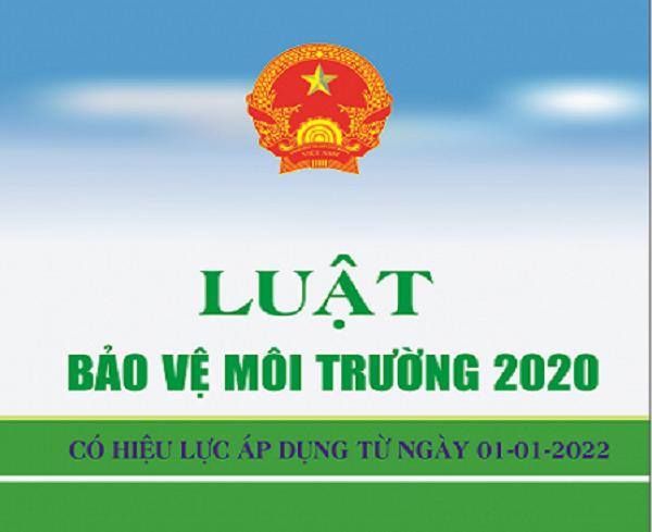 Chính phủ được giao quy định chi tiết 65 nội dung trong Luật BVMT 2020