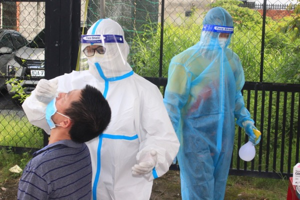 Tỉnh Đồng Nai sẽ xét nghiệm SARS-CoV-2 thần tốc từ ngày 22-09 đến 29-09