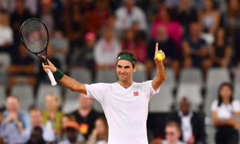 Roger Federer đứng đầu làng quần vợt với thu nhập 90,6 triệu USD