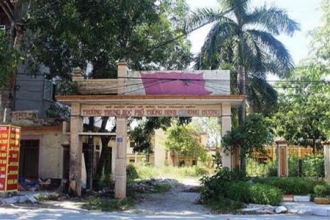 Thanh Hóa: Sau giải thể, sáp nhập nhiều trường học bỏ hoang gây lãng phí tài sản công