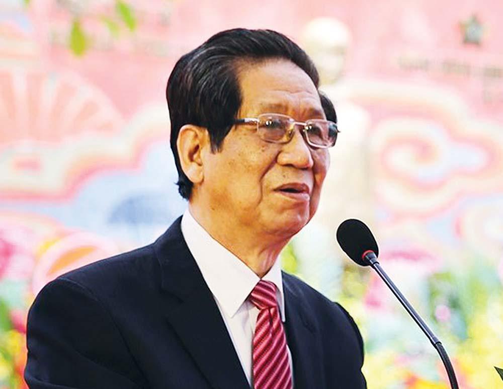 Doanh nhân Nguyễn Đoàn Thăng, Tổng giám đốc CTCP Bóng đèn Phích nước Rạng Đông. Nguồn: Internet