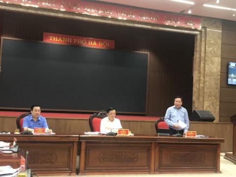 Thành phố Hà Nội chia sẻ kinh nghiệm trong phòng, chống dịch Covid-19