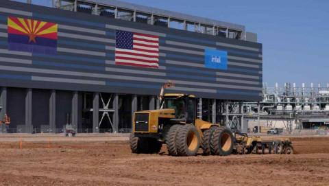 Intel chính thức động thổ nhà máy chip Arizona trị giá 20 tỷ USD trong trận chiến với TSMC