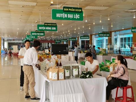 Ông Trần Anh Tuấn, Phó Chủ tịch UBND tỉnh Quảng Nam: Sử dụng sản phẩm OCOP làm quà tặng sẽ kích thích khởi nghiệp sáng tạo của địa phương