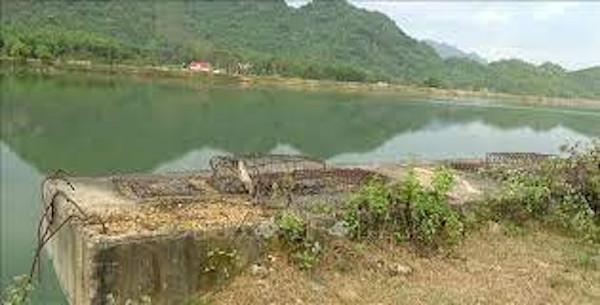 Cầu Kẹm bị bỏ hoang dừng thi công được khởi động lại