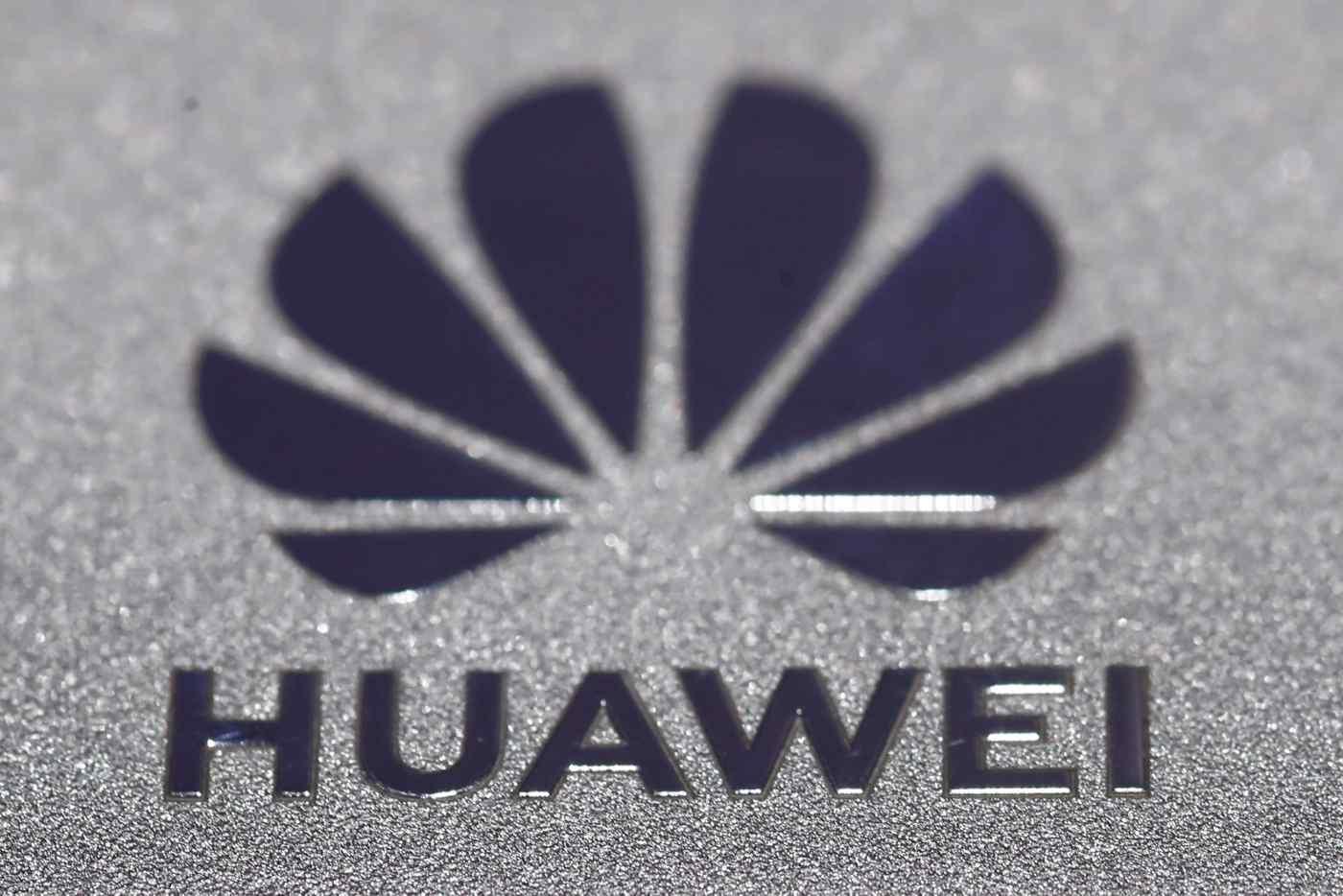 Logo Huawei được nhìn thấy trong Triển lãm ô tô Munich, IAA Mobility 2021 ở Munich, Đức, ngày 8 tháng 9. © Reuters
