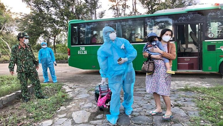 UBND tỉnh Quảng Ngãi ban hành công văn về biện pháp cách ly đối với người đã tiêm đủ liều vắc-xin COVID-19