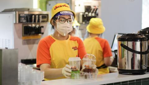 KIDO sẽ khởi tạo và phát triển kênh Chuk Chuk online để phục vụ nhu cầu của khách hàng với các nền tảng giao hàng