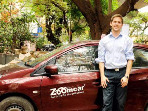 Kỳ lân cho thuê xe Ấn Độ Zoomcar muốn đầu tư vào Việt Nam