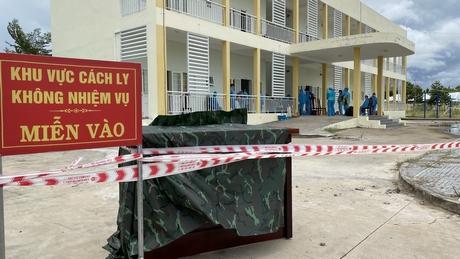 Vĩnh Long đón công dân tỉnh từ TP Hồ Chí Minh trở về đợt đầu tiên hôm 4/9. Ảnh: Minh Thái/ Báo Vĩnh Long.