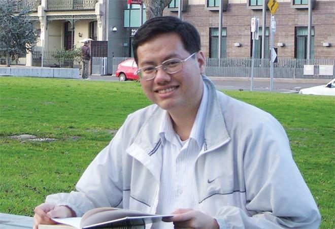 TS. Hồ Quốc Tuấn, giảng viên Đại học Bristol, Anh
