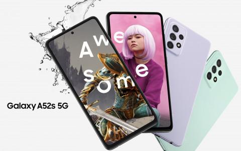 Samsung chính thức ra mắt Galaxy A52s 5G tại thị trường Việt Nam