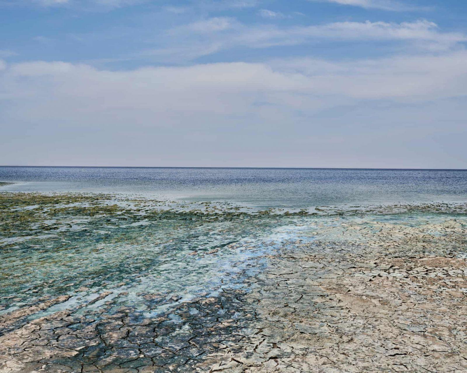 Lớp đất dưới đáy hồ biển Salton có trữ lượng lớn lithium