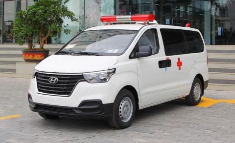 Hướng dẫn nhập xe ô tô cứu thương đã qua sử dụng