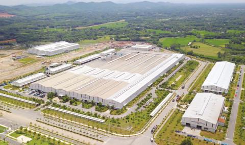 BĐS công nghiệp: Bất chấp COVID-19, vẫn hút vốn FDI