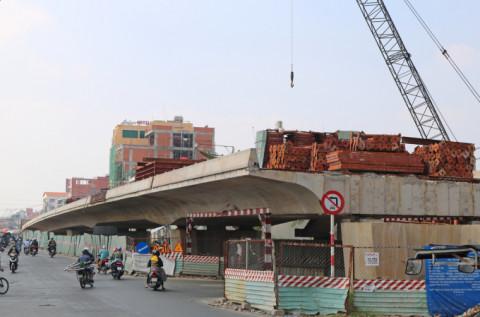 22 dự án giao thông trọng điểm ở TP.HCM được thi công trở lại