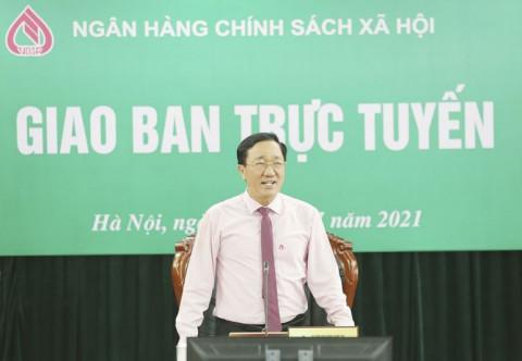 Thủ tướng Chính phủ bổ nhiệm nhiều nhân sự Ngân hàng Chính sách xã hội