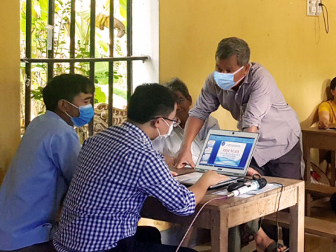 Ngành BHXH tỉnh Phú Thọ triển khai giải pháp tích cực, đảm bảo tỷ lệ bao phủ BHYT khi có điều chỉnh khu vực