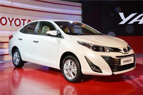 Toyota 'khai tử' Vios tại thị trường Ấn Độ vì không được đánh giá cao