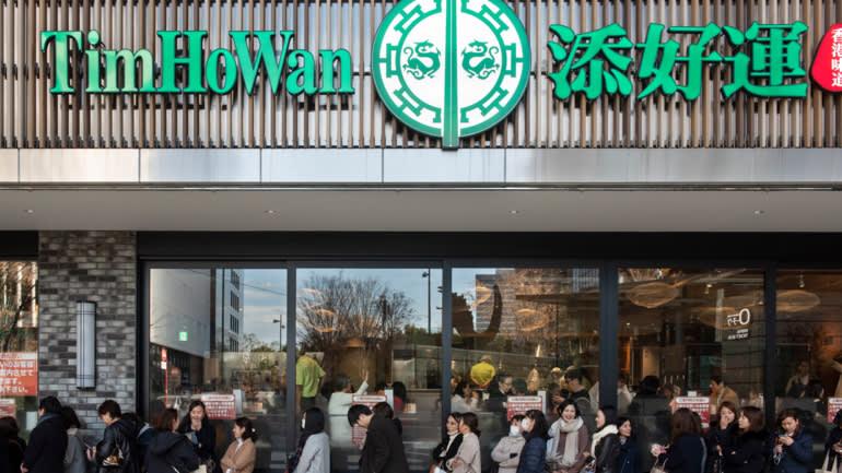 Tim Ho Wan có trụ sở tại Hồng Kông là chuỗi nhà hàng từng được trao sao Michelin nổi tiếng với các món dim sum rẻ tiền nhưng chất lượng cao (Nguồn: GETTY IMAGES).