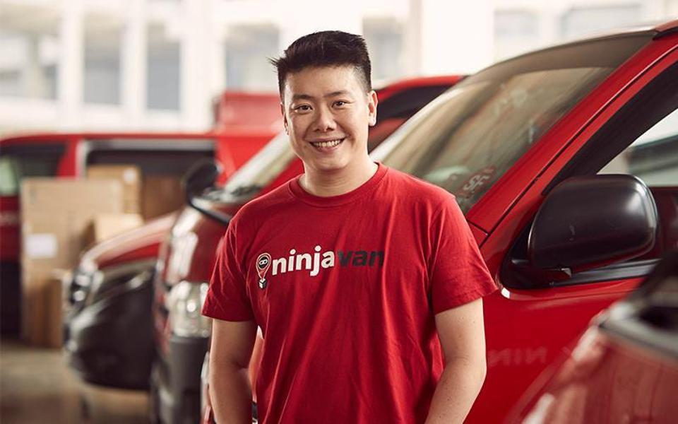 Lai Chang Wen bắt đầu Ninja Van vào năm 2014.