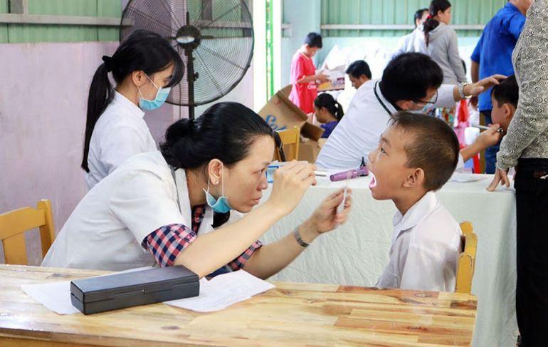 BHYT học sinh, sinh viên - Bước đi quan trọng trong thực hiện BHYT toàn dân