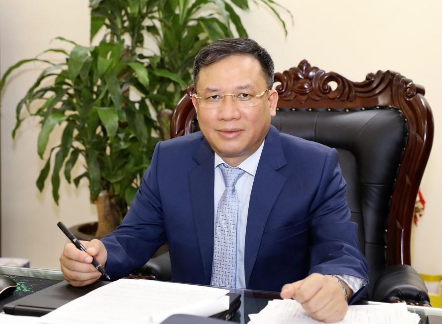 Ông Lê Hùng Sơn, Phó Tổng Giám đốc BHXH Việt Nam