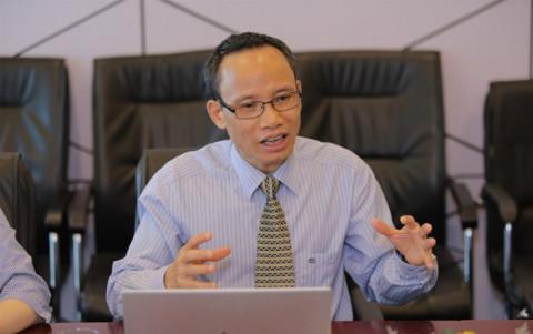 TS Cấn Văn Lực: Không nên khuyến khích giảm lãi suất điều hành