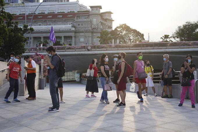 Hành lang du lịch tiêm chủng chưa chắc đã có thể vực dậy được ngành du lịch của Singapore