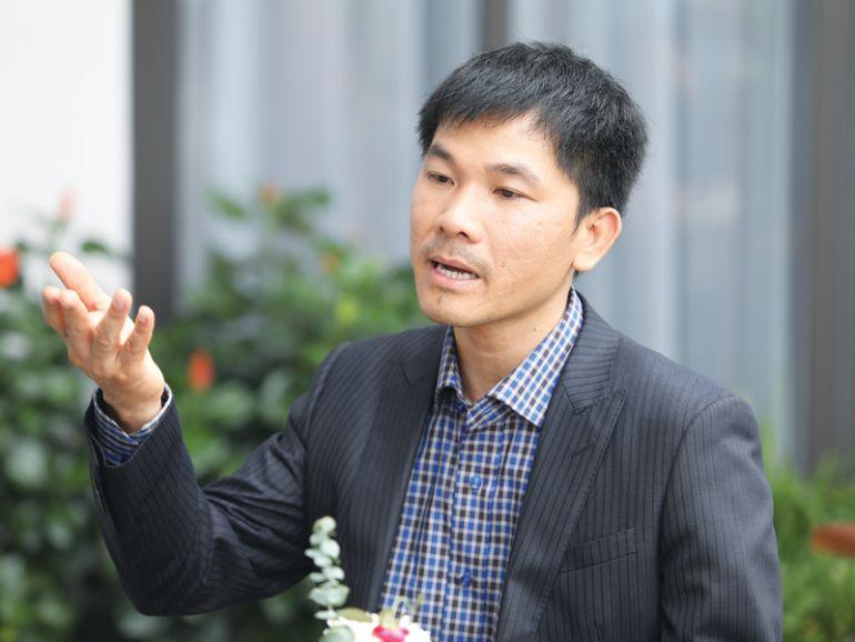 Doanh nhân Nguyễn Hữu Long và giấc mơ viết tên cà phê Việt lên bản đồ cà phê thế giới