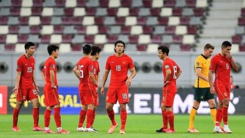 Đội hình của tuyển Trung Quốc được định giá khoảng 600 tỷ đồng, gấp hơn 4 lần so với Việt Nam