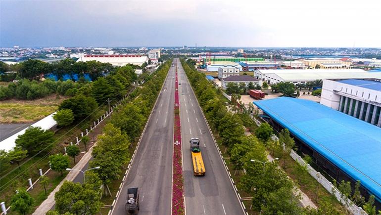 Bình Dương: Lễ Khởi công đường từ Tam Lập đến Bàu Bàng và đường từ Tân Long đến Lai Uyên