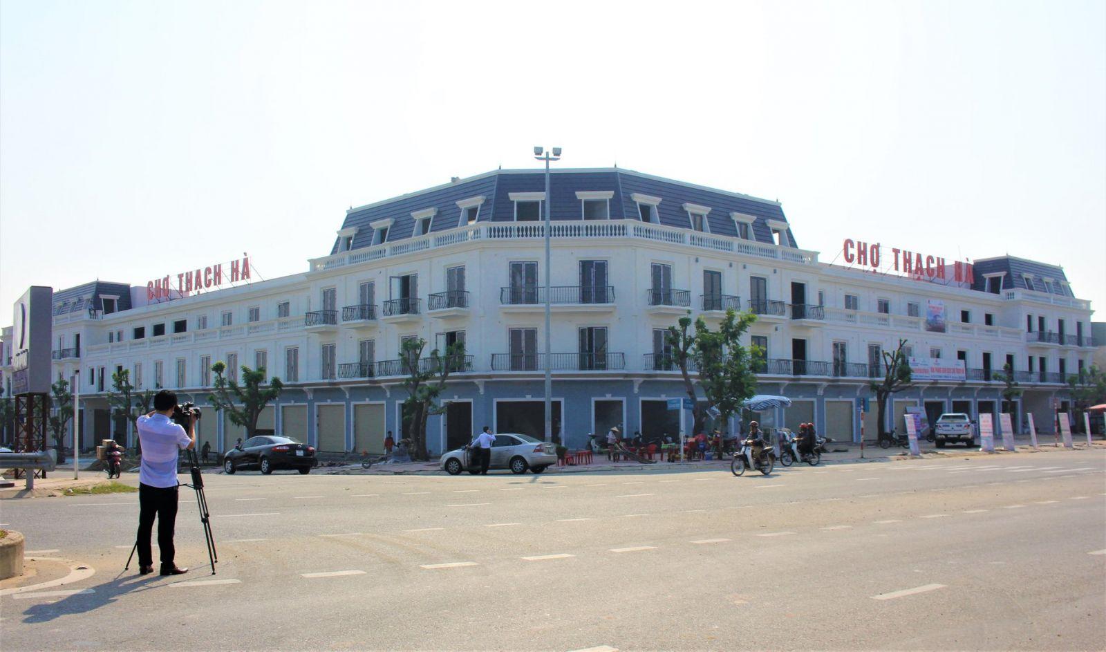 Duyệt nhiệm vụ quy hoạch chi tiết 1/500 xây dựng Khu đô thị tại xã Thạch Trung và thị trấn Thạch Hà