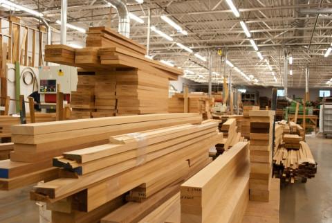 Xuất khẩu gỗ và sản phẩm gỗ tới Nhật Bản sụt giảm