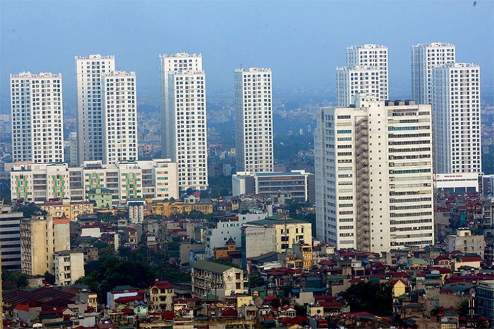 Bất động sản Hà Nội: Căn hộ bình dân ngày càng khan hiếm