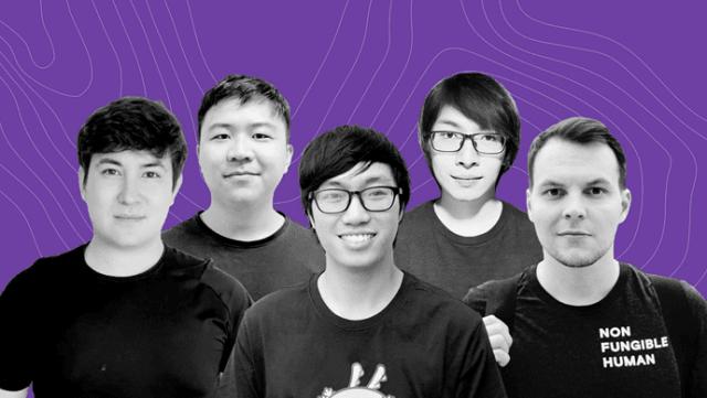 Startup game blockchain Sky Mavis gọi vốn thành công 152 triệu USD trong vòng Series B