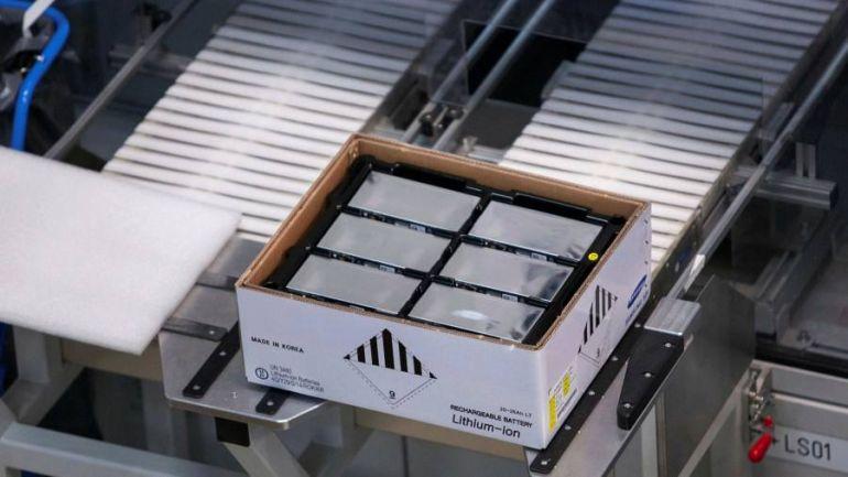 Hàn Quốc thống trị ngành công nghiệp pin trên toàn cầu làm tăng rủi ro chuỗi cung ứng