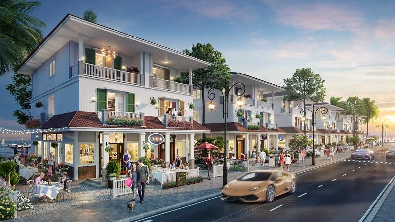 Dự án Marine City minh bạch về mặt pháp lý, Khách hàng sẽ được bàn giao nhà trong vòng 8-12 tháng. Ảnh: Phối cảnh dự án