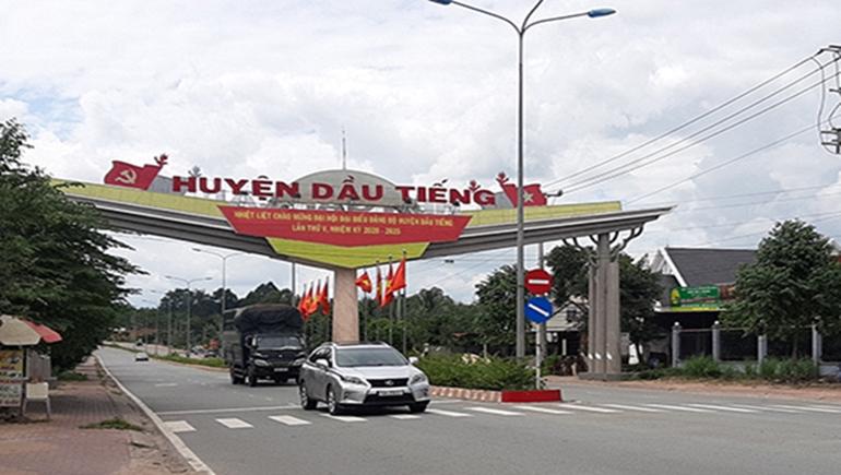 Huyện Dầu Tiếng, Bình Dương: phát triển kinh tế toàn diện các khu, cụm công nghiệp