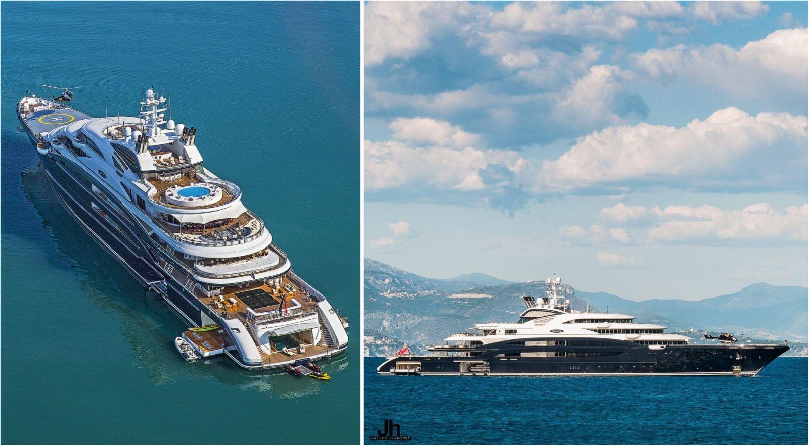 Siêu du thuyền 458 triệu USD của ông chủ CLB Newcastle
