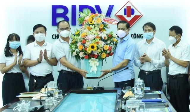 Chủ tịch tỉnh Hà Tĩnh: Sự trưởng thành, lớn mạnh của các doanh nghiệp, doanh nhân có ý nghĩa quan trọng đối với sự phát triển của tỉnh