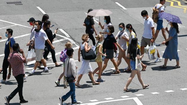 """Singapore mở hành lang du lịch với 8 quốc gia hướng đến mục tiêu """"bình thường mới"""""""